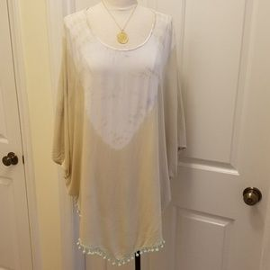 Gypsy 05 Cover up Tunic